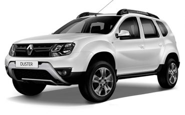 Renault Duster – 6A85